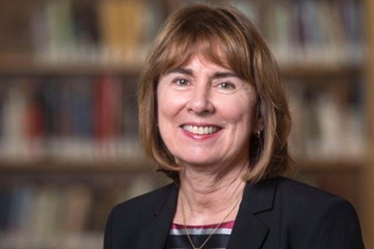 Jill Pipher, Professor of Mathematics, Brown University